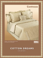 Постельное белье Cotton Dreams. Дизайн Contessa